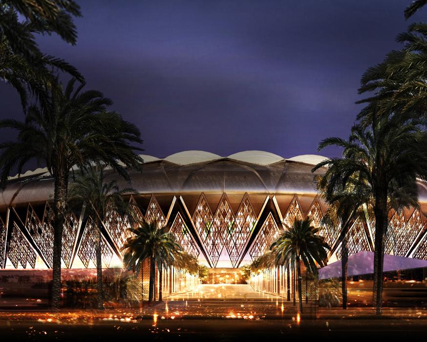 King Abdullah Sports City Ifs