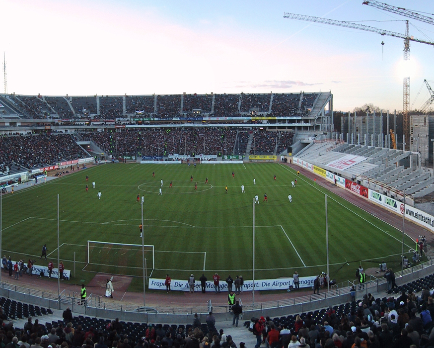 Commerzbank-Arena Frankfurt Am Main